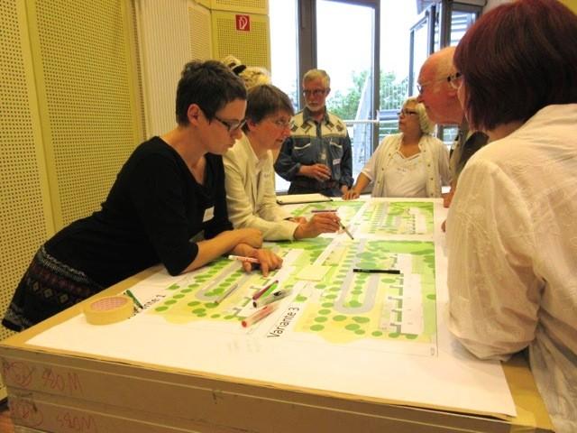 Planungswerkstatt Wolfsburg-Westhagen
