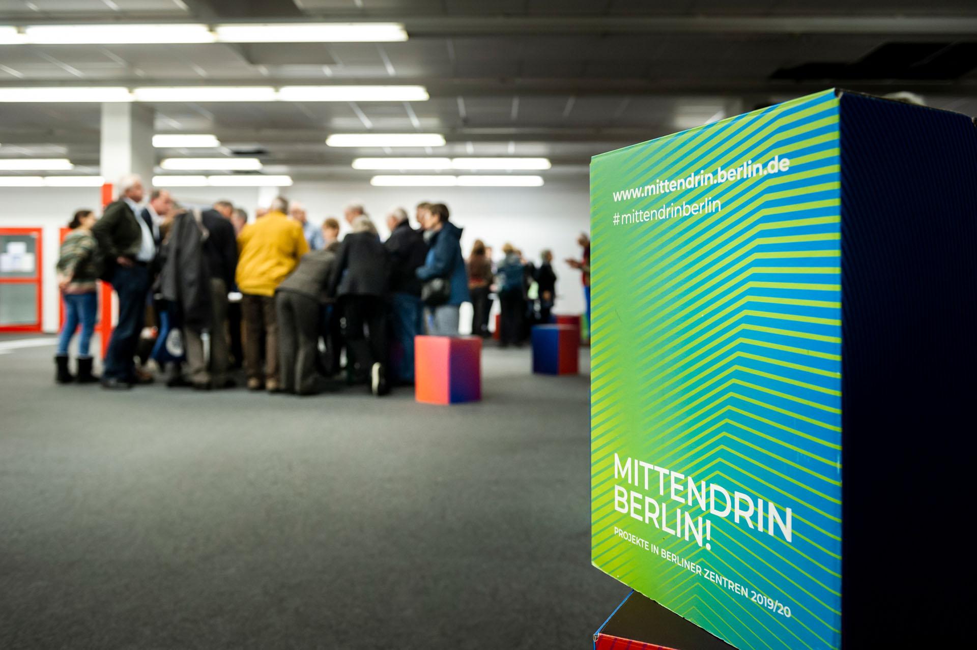 mittendrIn berlin! die zentren-initiative