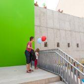Eröffnung der Kindl-Treppe